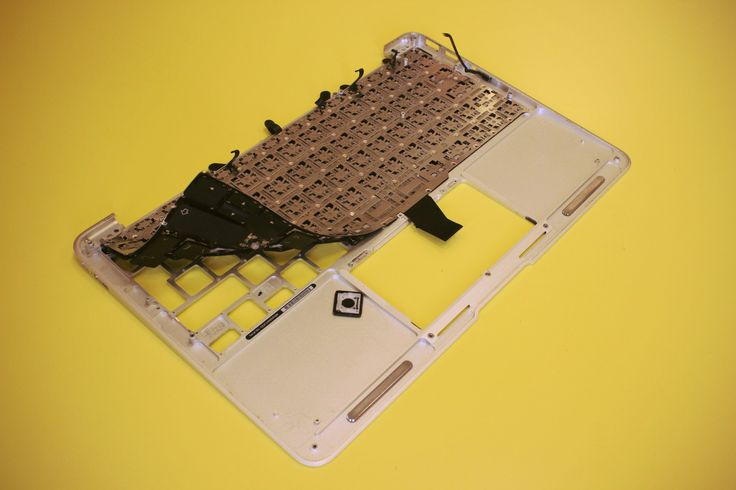 Замена клавиатуры MacBook Air 2010-2012
